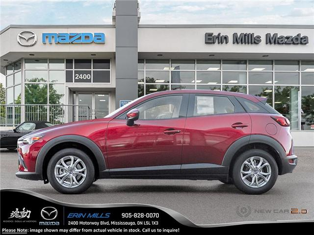 2019 Mazda CX-3 GS (Stk: 19-0148) in Mississauga - Image 3 of 24
