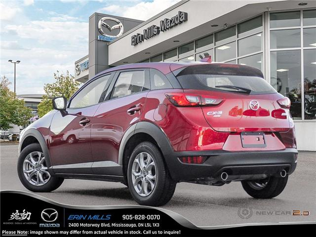 2019 Mazda CX-3 GS (Stk: 19-0148) in Mississauga - Image 4 of 24