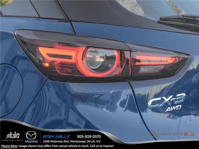 2019 Mazda CX-3 GT (Stk: 19-0156) in Mississauga - Image 11 of 24