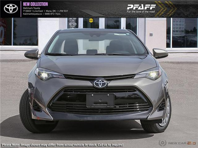 2019 Toyota Corolla 4-door Sedan LE CVTi-S (Stk: H19250) in Orangeville - Image 2 of 24