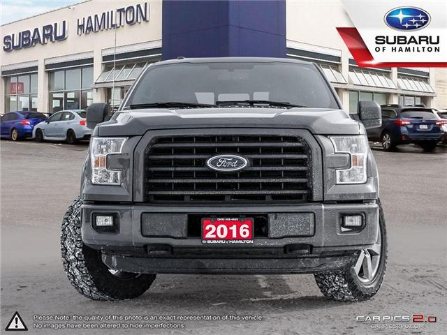 2016 Ford F-150 XLT (Stk: S7475A) in Hamilton - Image 2 of 26
