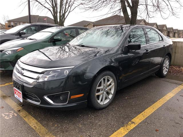 2010 Ford Fusion SEL (Stk: U14018) in Goderich - Image 1 of 5