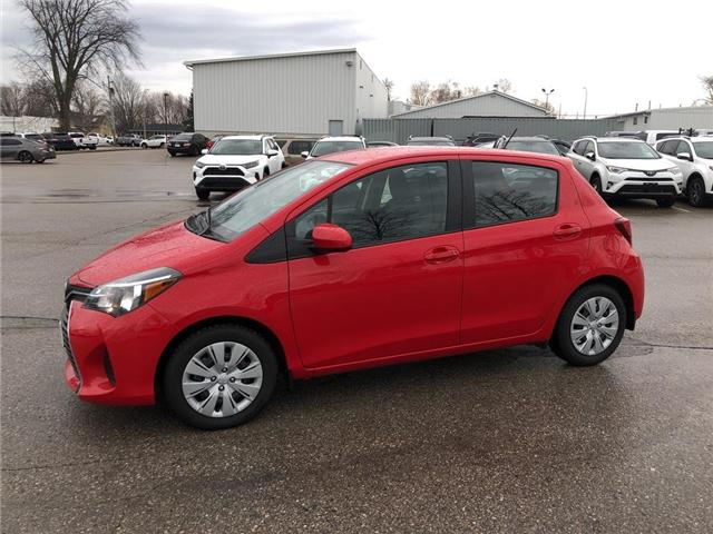 2016 Toyota Yaris LE (Stk: R10816) in Goderich - Image 1 of 17