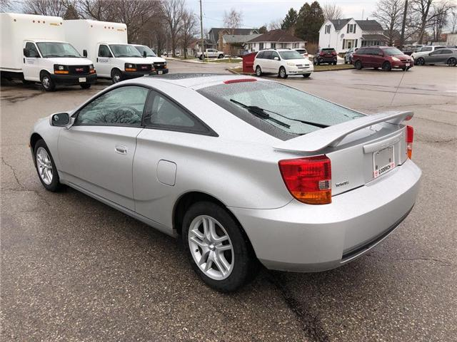 2000 Toyota Celica GT (Stk: U00619) in Goderich - Image 2 of 17