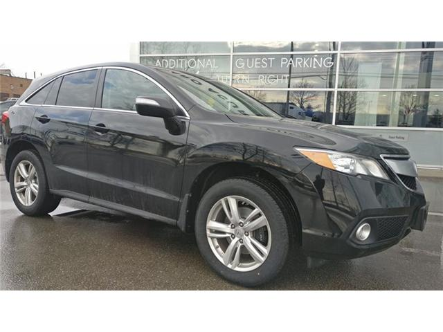 2015 Acura RDX Base (Stk: 803137P) in Brampton - Image 1 of 5