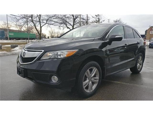 2015 Acura RDX Base (Stk: 803137P) in Brampton - Image 2 of 5