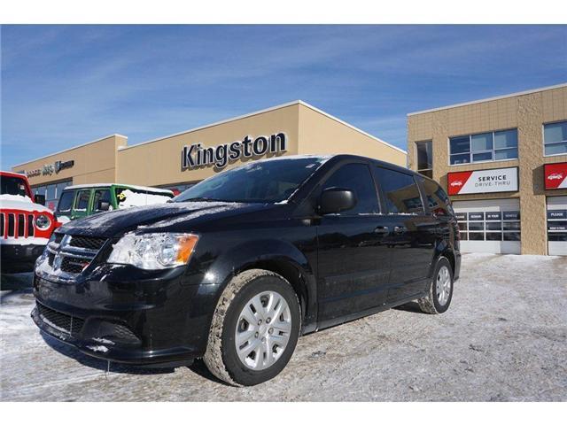 2016 Dodge Grand Caravan SE/SXT (Stk: 19T016A) in Kingston - Image 2 of 23