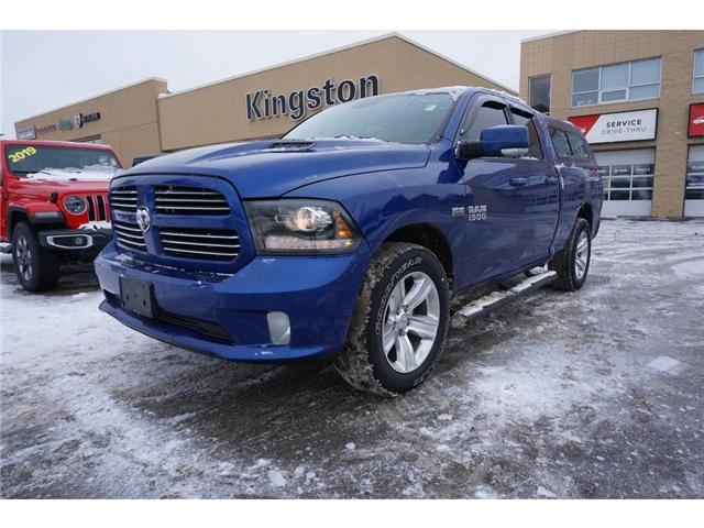 2014 RAM 1500 Sport (Stk: 19T061A) in Kingston - Image 2 of 22