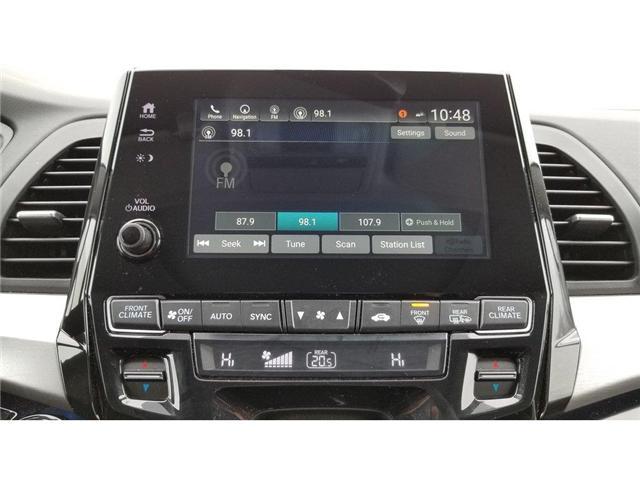 2019 Honda Odyssey Touring (Stk: 19018) in Kingston - Image 22 of 30