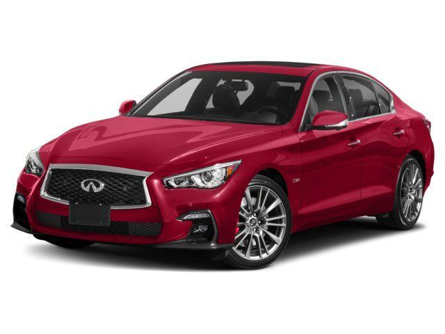 2019 Infiniti Q50 3.0t Red Sport 400 (Stk: K584) in Markham - Image 1 of 9