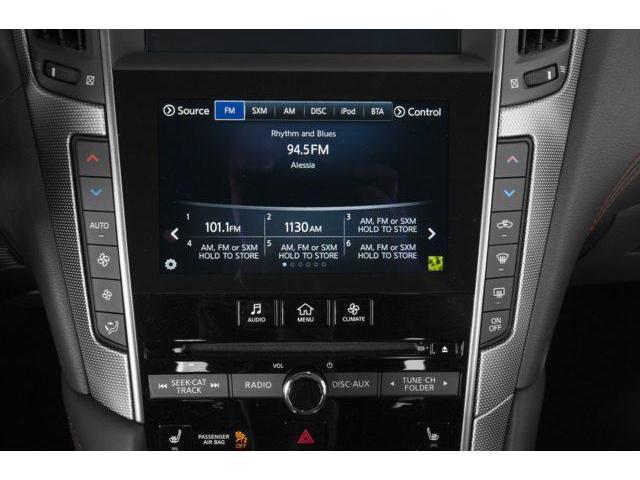 2019 Infiniti Q50 3.0t Red Sport 400 (Stk: K584) in Markham - Image 7 of 9