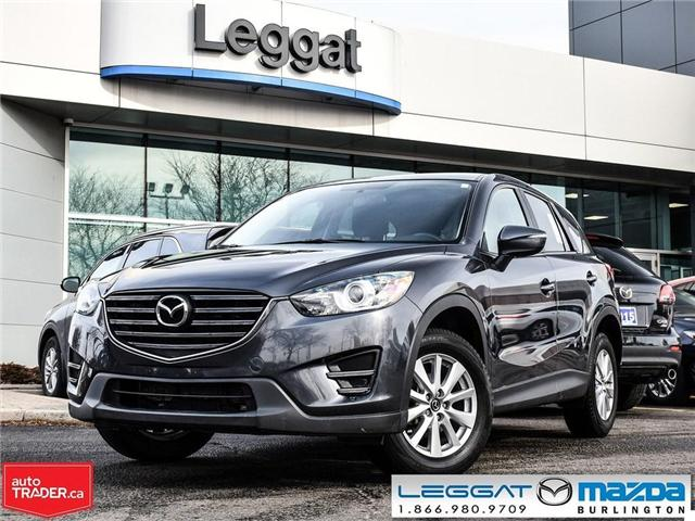 2016 Mazda CX-5 GX- 6 SPEED MANUAL, BLUETOOTH (Stk: 1760) in Burlington - Image 1 of 22