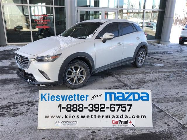 2016 Mazda CX-3 GS (Stk: 35163A) in Kitchener - Image 1 of 27