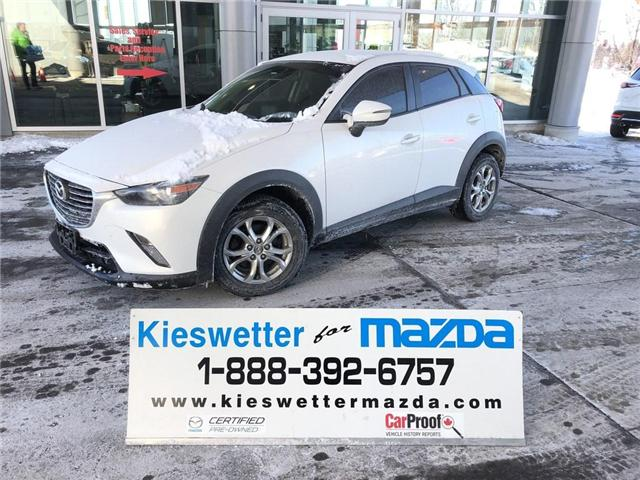 2016 Mazda CX-3 GS (Stk: 35163A) in Kitchener - Image 2 of 27