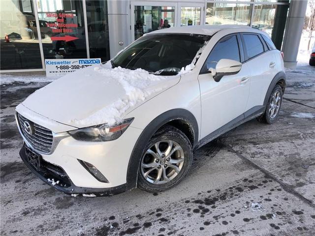 2016 Mazda CX-3 GS (Stk: 35163A) in Kitchener - Image 9 of 27
