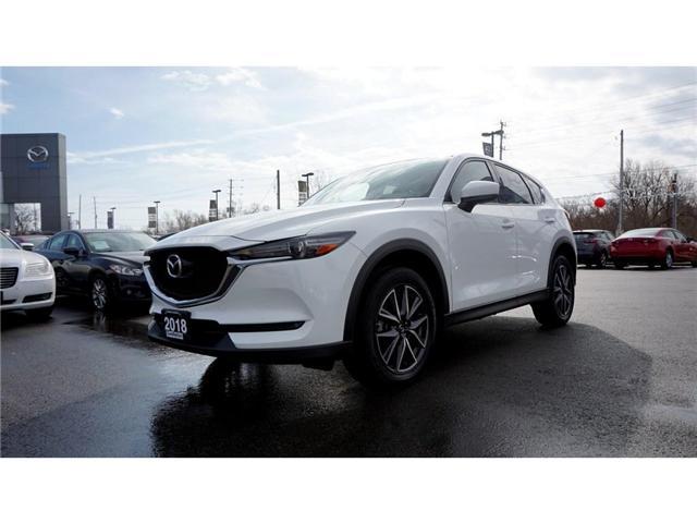 2018 Mazda CX-5 GT (Stk: HR733) in Hamilton - Image 9 of 30