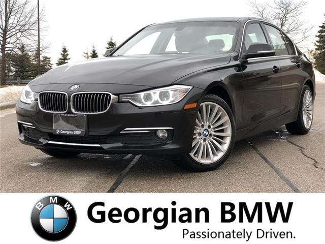 2014 BMW 328d xDrive (Stk: B18440T2) in Barrie - Image 1 of 19