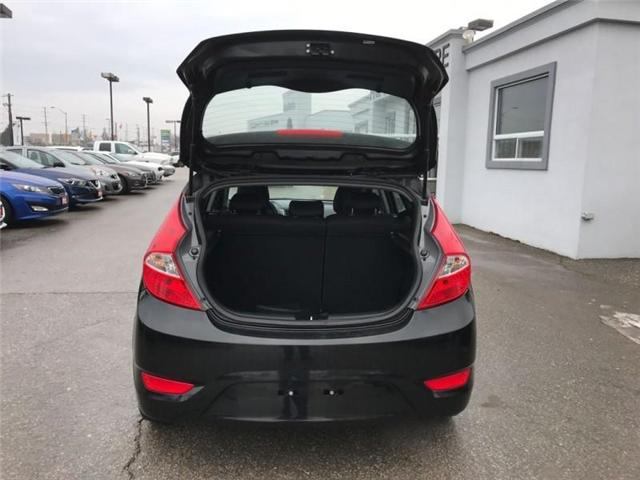 2017 Hyundai Accent SE (Stk: 23855P) in Newmarket - Image 10 of 18