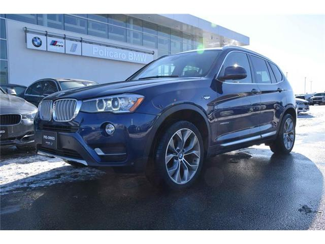 2016 BMW X3 xDrive28d (Stk: 8D88785A) in Brampton - Image 1 of 17