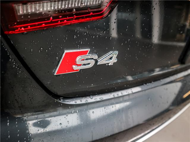2018 Audi S4 3.0T Progressiv (Stk: P3058) in Toronto - Image 25 of 28