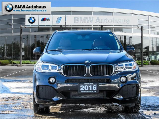 2016 BMW X5 xDrive35i (Stk: P8769) in Thornhill - Image 2 of 26