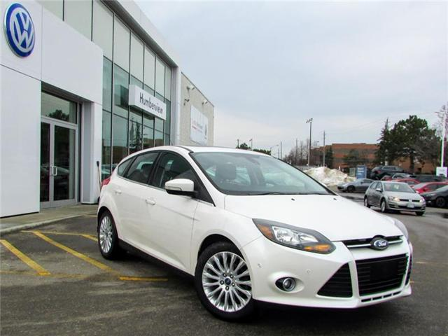 2012 Ford Focus Titanium (Stk: 96130AA) in Toronto - Image 1 of 21
