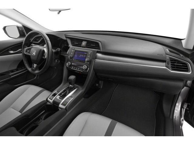 2019 Honda Civic LX (Stk: F19121) in Orangeville - Image 9 of 9