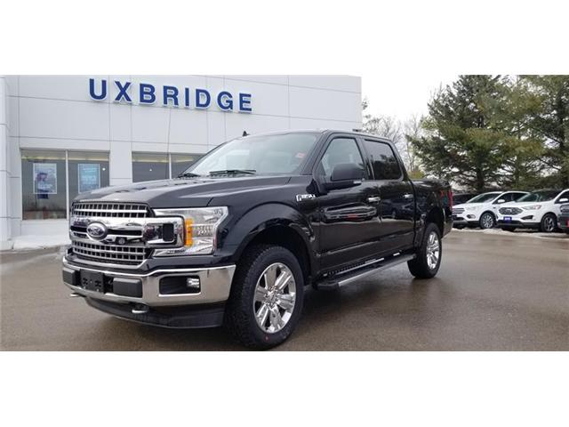 2018 Ford F-150 XLT (Stk: DF18714) in Uxbridge - Image 1 of 20