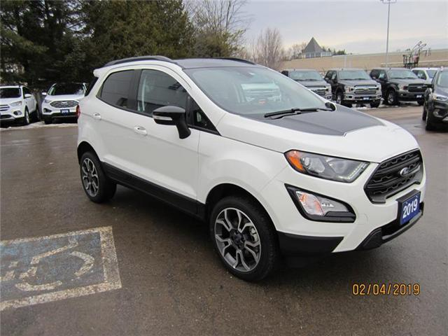 2019 Ford EcoSport SES (Stk: IEC8722) in Uxbridge - Image 3 of 8