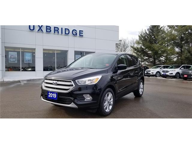 2019 Ford Escape SE (Stk: IES8731) in Uxbridge - Image 1 of 18