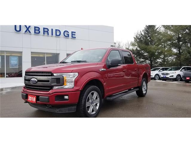 2018 Ford F-150 XLT (Stk: IF18138) in Uxbridge - Image 1 of 21