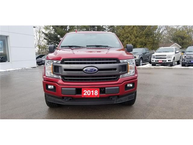 2018 Ford F-150 XLT (Stk: IF18138) in Uxbridge - Image 8 of 21
