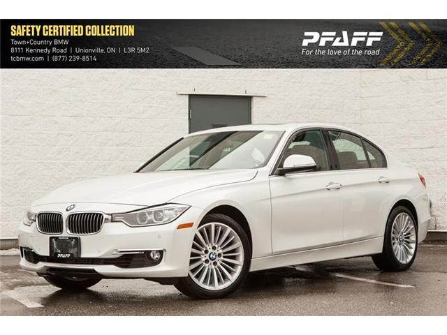 2015 BMW 328i xDrive (Stk: C11796) in Markham - Image 1 of 17