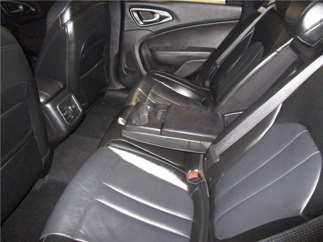 2016 Chrysler 200 C (Stk: 1931691 ) in Regina - Image 27 of 27