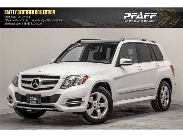 2014 Mercedes-Benz Glk-Class Base (Stk: T16004A) in Woodbridge - Image 1 of 15