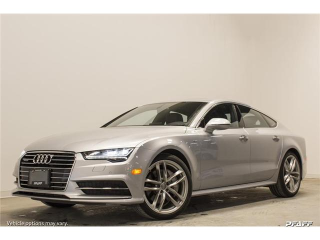 2016 Audi A7 3.0 TDI Progressiv (Stk: T8761) in Woodbridge - Image 1 of 7