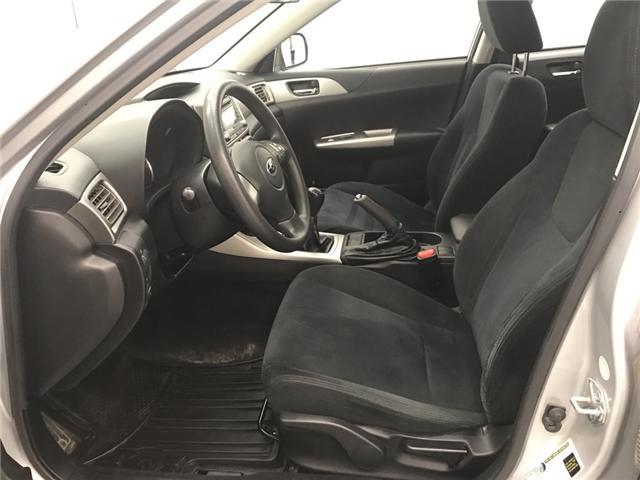 2009 Subaru Impreza 2.5 i (Stk: 202496) in Lethbridge - Image 13 of 25