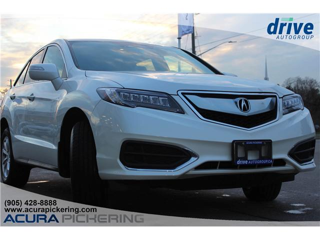 2018 Acura RDX Tech (Stk: AP4697) in Pickering - Image 4 of 32