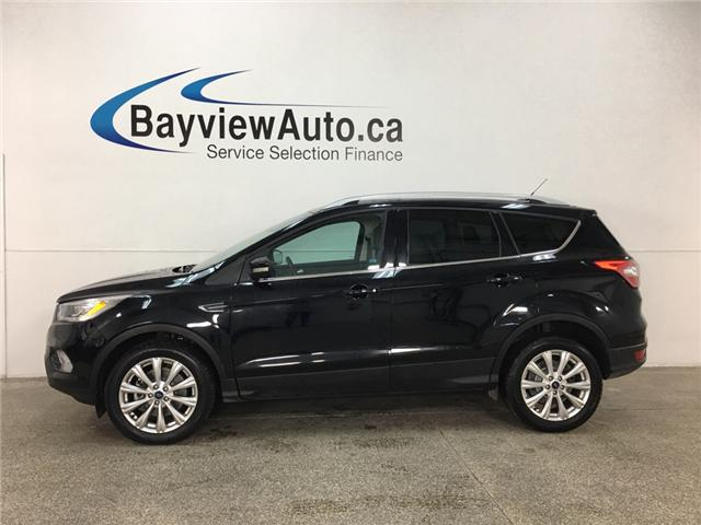 2017 Ford Escape Titanium (Stk: 34234W) in Belleville - Image 1 of 30