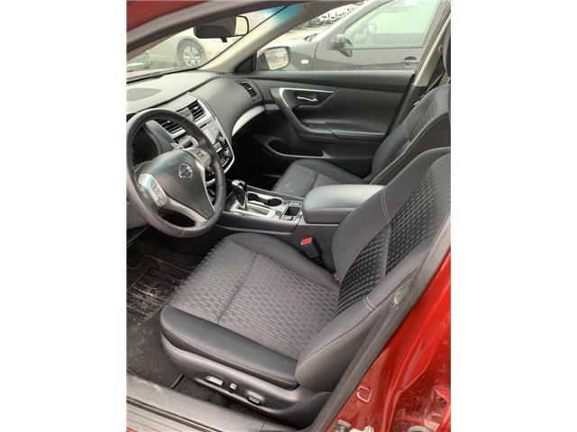 2018 Nissan Altima 2.5 SV (Stk: JC162498) in Sarnia - Image 1 of 3
