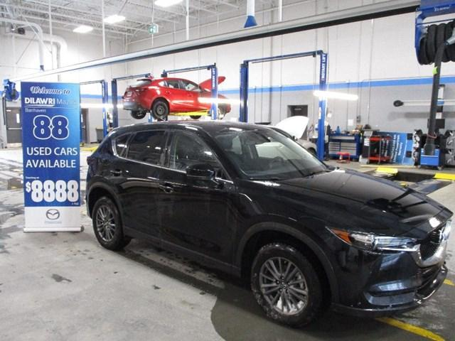 2018 Mazda CX-5 GS (Stk: MX1051) in Ottawa - Image 1 of 20