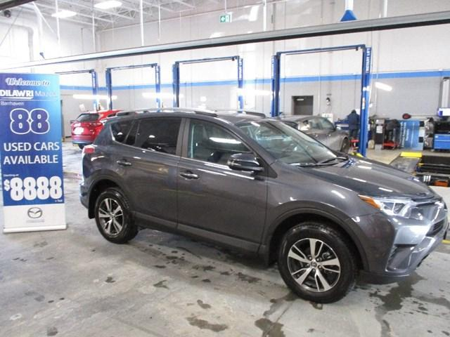 2018 Toyota RAV4 LE (Stk: MX1053) in Ottawa - Image 1 of 20