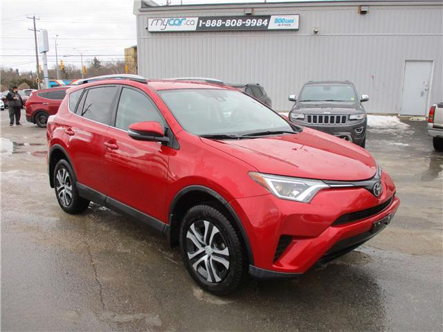 2017 Toyota RAV4 LE (Stk: 190104) in Kingston - Image 1 of 12