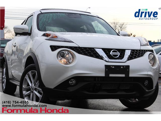 2016 Nissan Juke SL (Stk: B10938) in Scarborough - Image 1 of 25