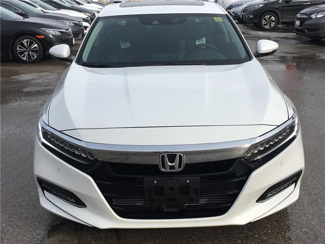 2019 Honda Accord Touring 1.5T (Stk: 19183) in Barrie - Image 2 of 15