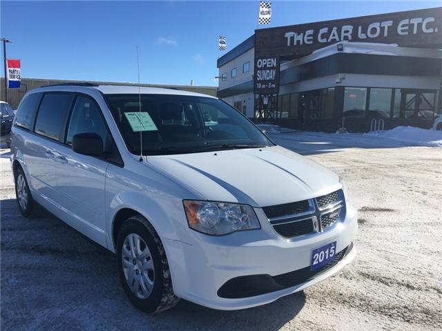 2015 Dodge Grand Caravan SE/SXT (Stk: 17747) in Sudbury - Image 1 of 17