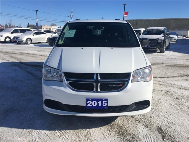 2015 Dodge Grand Caravan SE/SXT (Stk: 17747) in Sudbury - Image 2 of 17
