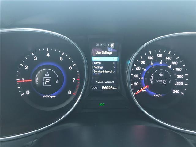 2016 Hyundai Santa Fe Sport  (Stk: T19-70A) in Nipawin - Image 12 of 27