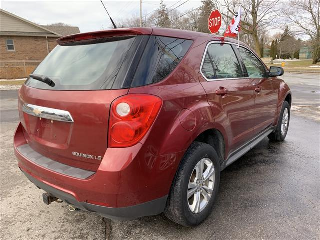 2010 Chevrolet Equinox LS (Stk: ) in Cobourg - Image 6 of 17