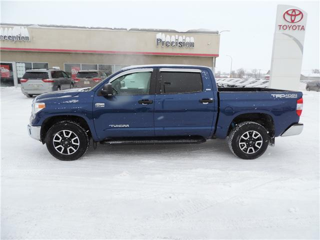 2015 Toyota Tundra SR5 5.7L V8 (Stk: 182491) in Brandon - Image 1 of 21